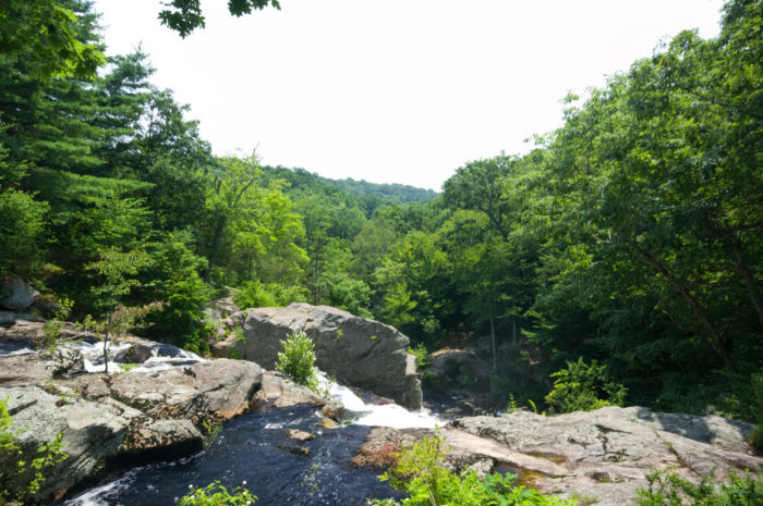 Devil's Hopyard State Park in East Haddam is a magical campground for folks of all ages.