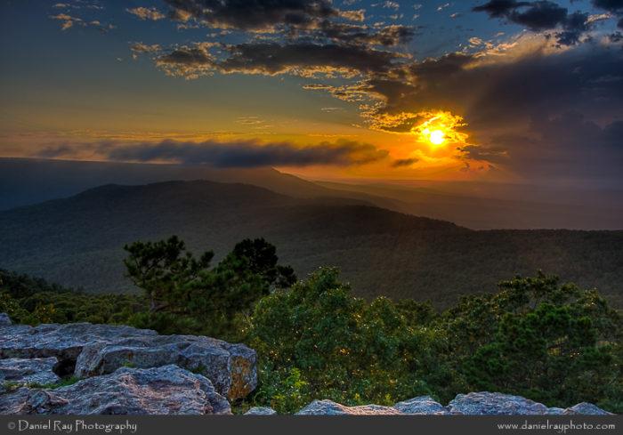 Mount Nebo Sunset Point