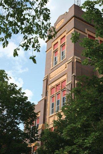 6. North Dakota State University, Minard Hall