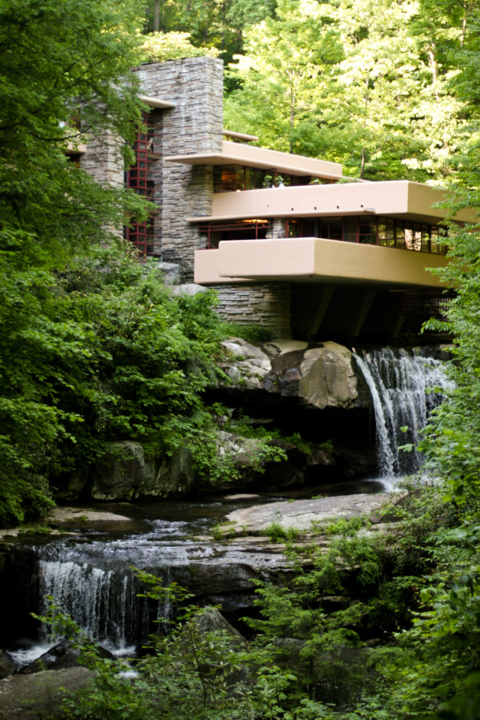 9. Fallingwater, Mill Run