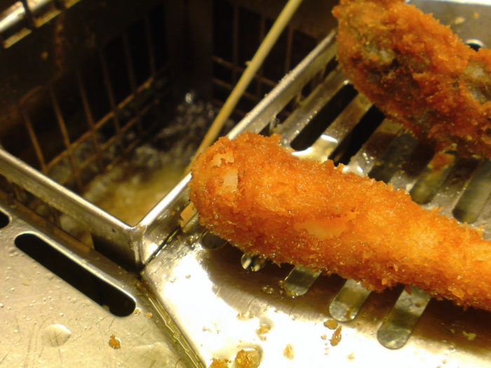 16. If you're going to a health conscious place, you may want to pack your go-to deep fryer.