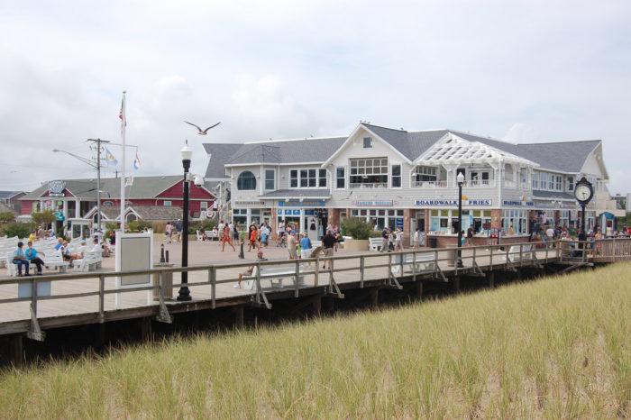 3. Garfield Parkway Beach, Bethany Beach