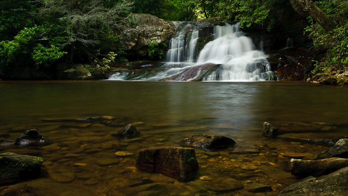 7. Hemlock Falls Trail—2 miles