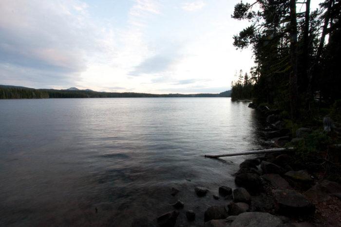 2. Summit Lake
