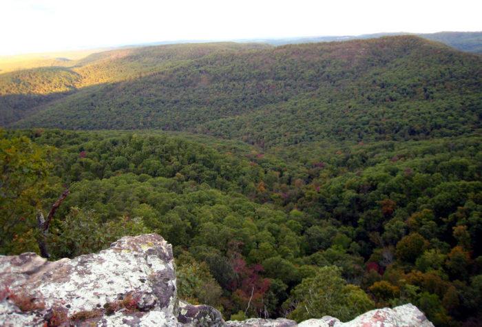 7. White Rock Mountain