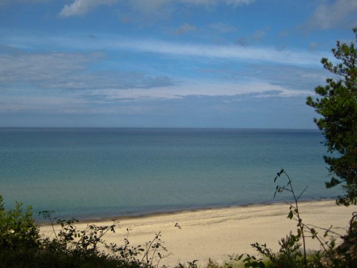 6. Twelvemile Beach Campground (Grand Marais)