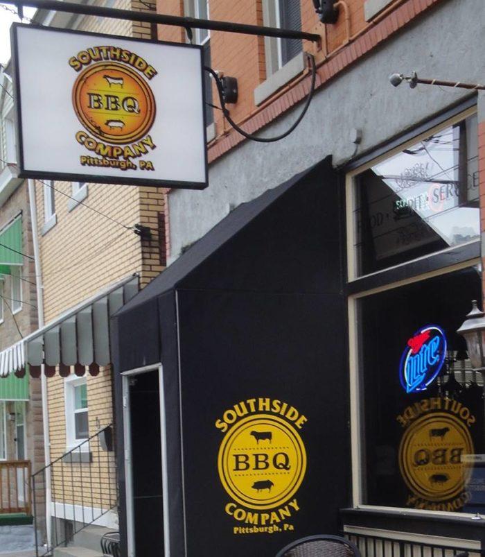 4. South Side BBQ Company - 75 S 17th Street