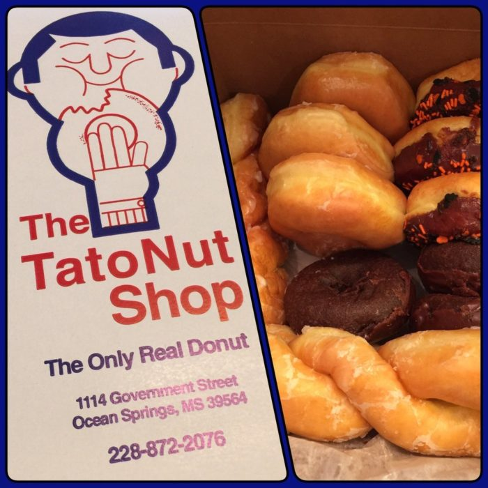 So, what's so special about the shop's donuts?