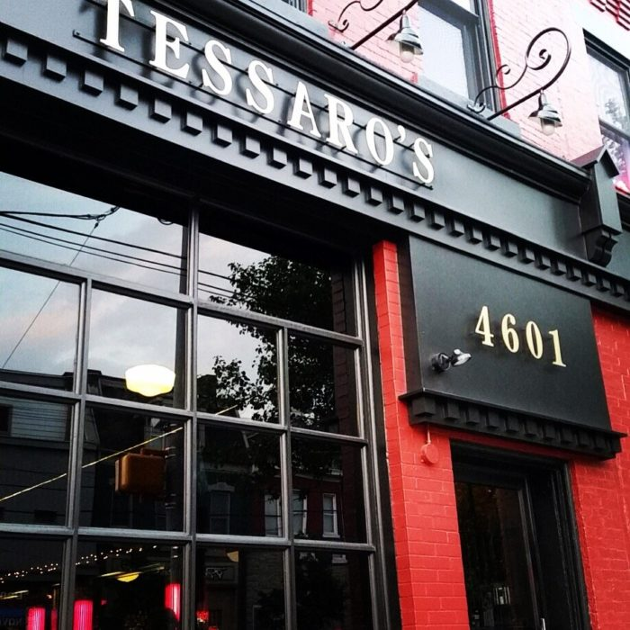 4.  Tessaro's – 4601 Liberty Avenue