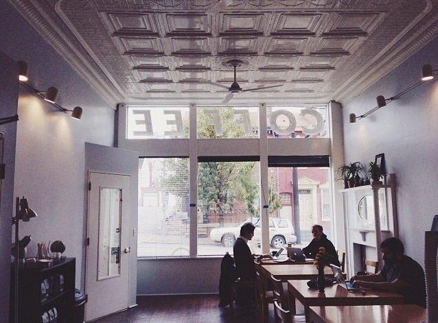 4. Constellation Coffee - 4059 Penn Avenue