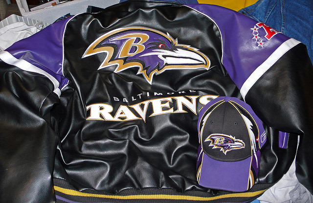 4. Root for the Ravens while in Pittsburgh.