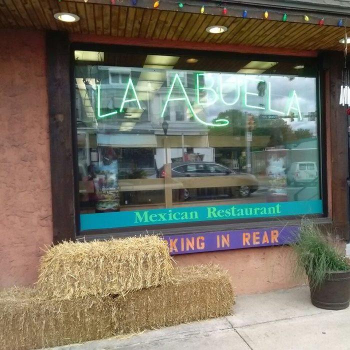 4. La Abuela Mexican Restaurant – West Reading