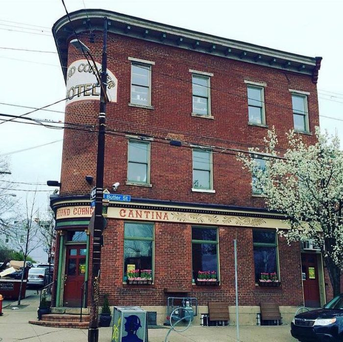 4. Round Corner Cantina – 3720 Butler Street