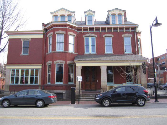 4. The Parador Inn of Pittsburgh