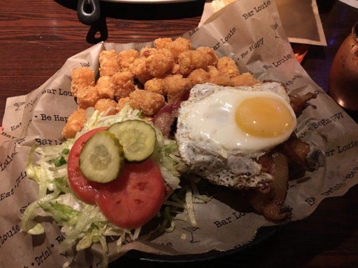 4. Bar Louie, Newport. Kenneth A Louie Burger