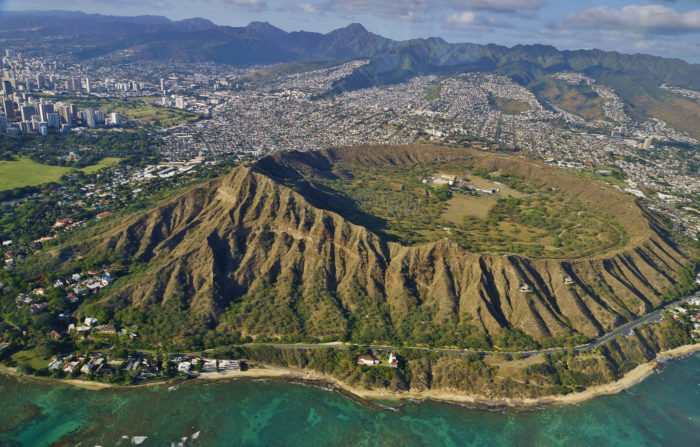 4. Diamond Head is a must-hike trail.