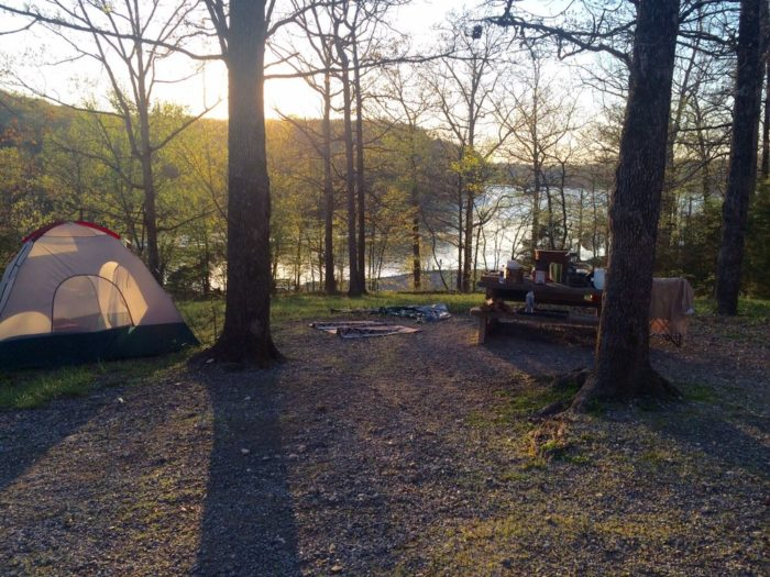4. Land Between the Lakes Recreation Area, Golden Pond