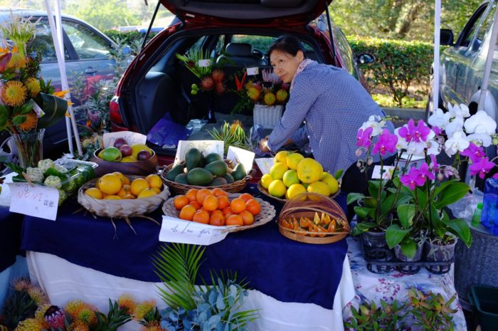 4. Upcountry Farmers' Market
