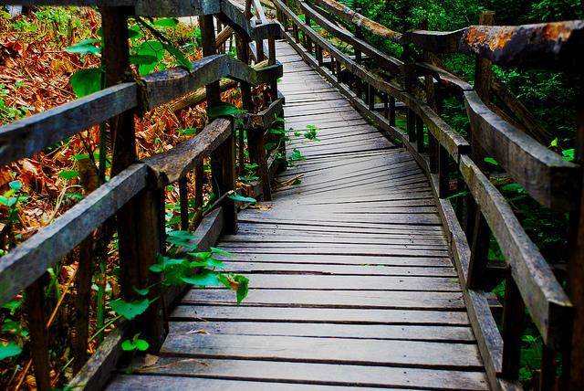 4. Wissahickon Trail - Philadelphia