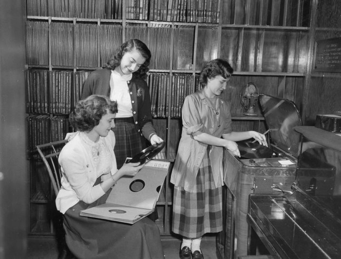 8. Central Library Music  Department, Providence