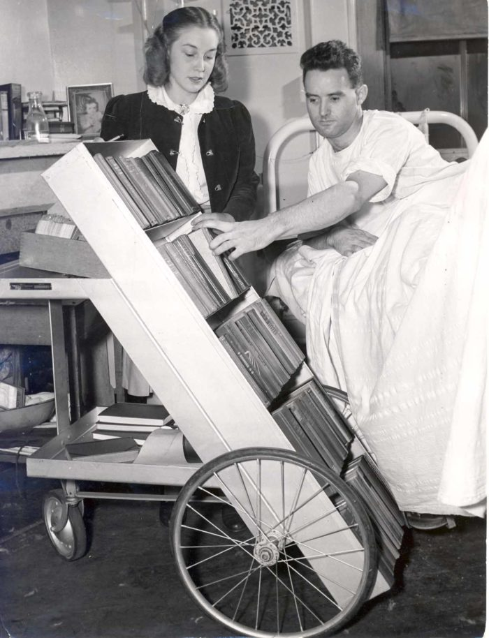 18. Public Library Hospital Service, 1959