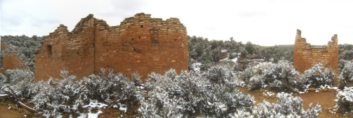 8. Hovenweep National Monument (Cortez)