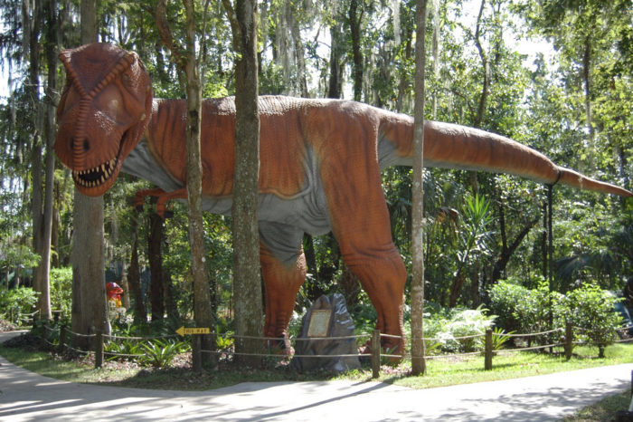 Do you know a kid who is obsessed with dinosaurs?
