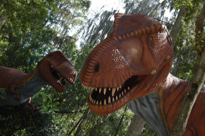 All of this and more make Dinosaur World a must-see for kids (and kids at heart).