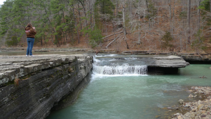 Haw Creek Falls Recreation Area is a fantastic place to explore Arkansas nature, and you should definitely head up that way.