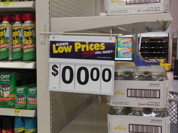 7. Your new cost of living won't beat the prices in Arkansas.