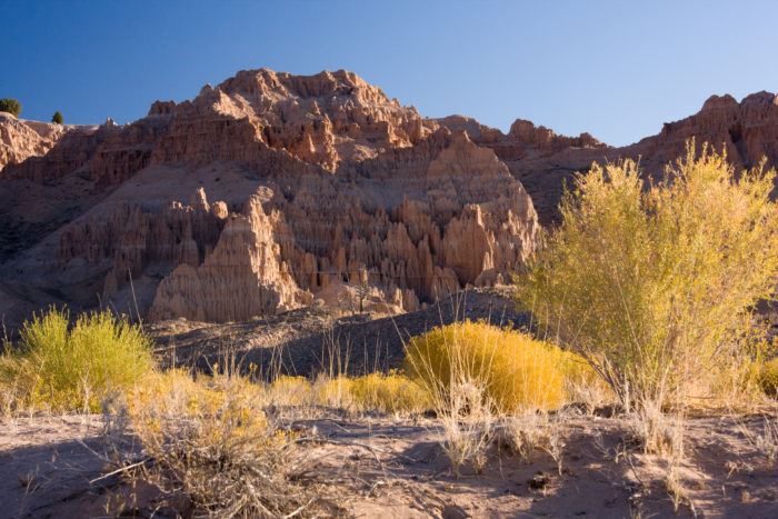 7. Cathedral Gorge Trail - Panaca