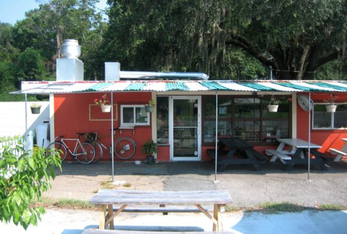 2. Sweet Pea Cafe, Tallahassee