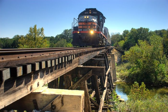 No matter what trip you go on, The Austin Steam Train will give you an experience you'll never forget.
