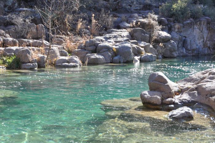 1. Fossil Creek