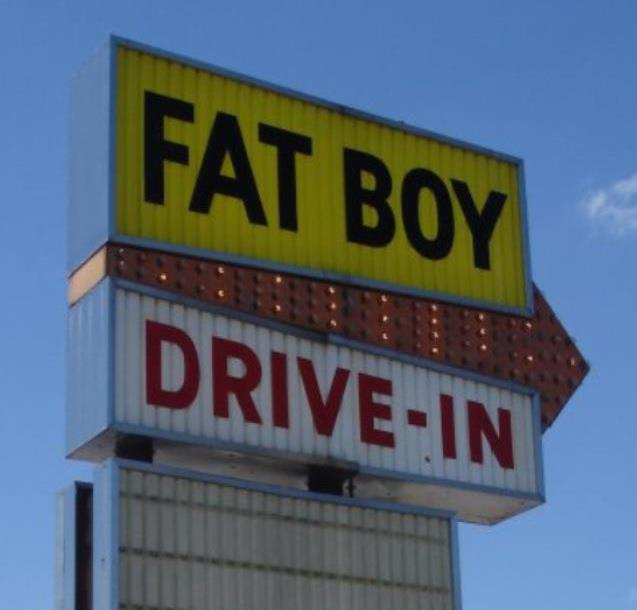 6. Fat Boy Drive-In, Brunswick