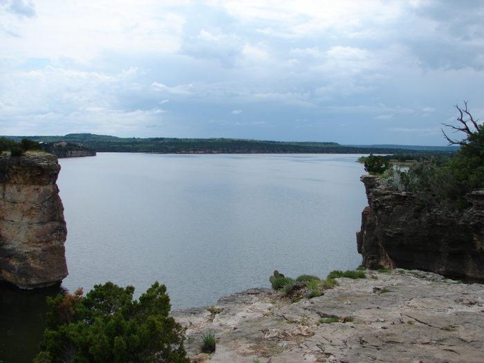 6. Possum Kingdom Lake (Caddo)