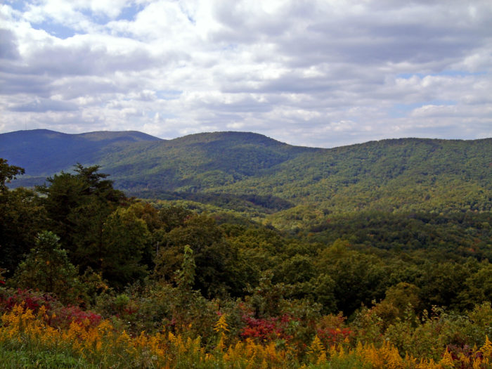 12. Nothing compares to Alabama's natural scenic beauty, including its majestic mountains...