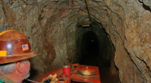 This Ride Through An Old Mine In Arizona Will Take You Back In Time
