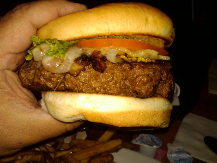 5. Tank Burger (Dayton)