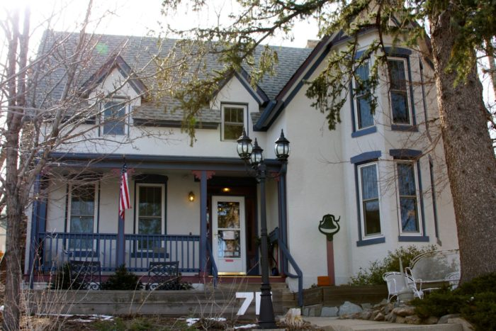 9. The Dove Inn Bed and Breakfast