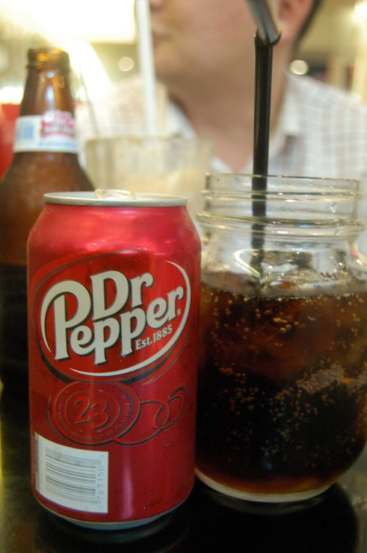 6. Dr Pepper slowly starts making a bigger appearance in vending machines and restaurants.
