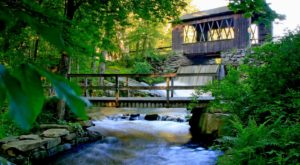 This Magical Waterfall Campground In Massachusetts Is Unforgettable