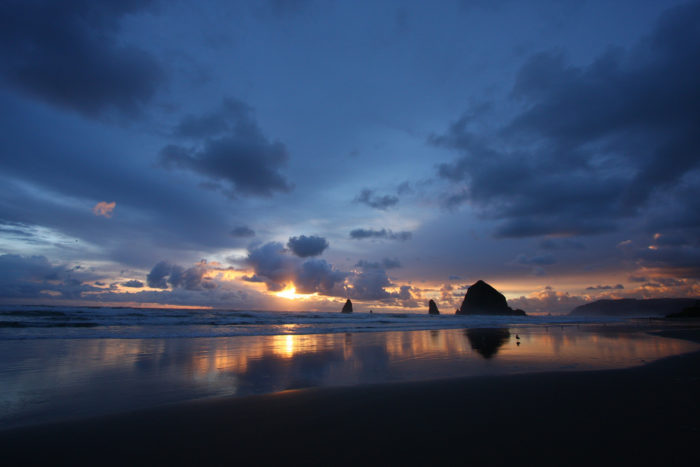4. Discover the coast.
