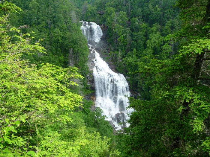 10. Whitewater Falls