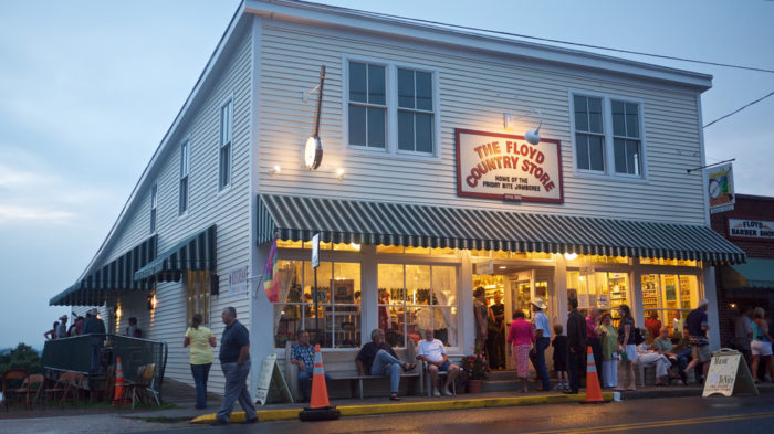 6. Floyd Country Store