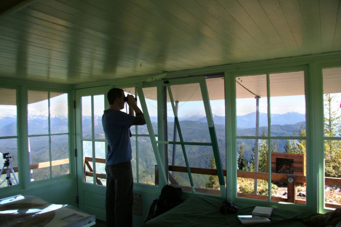 3. Gold Butte Lookout