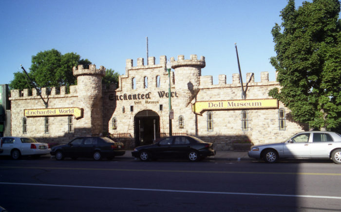 2. Enchanted World Castle - Mitchell