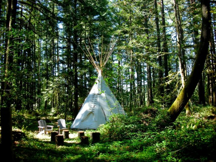 8 Luxury Glampgrounds In Oregon