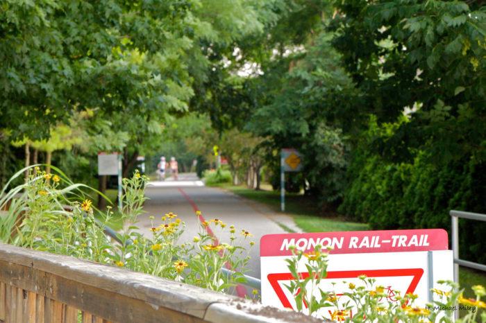 monon rail trail