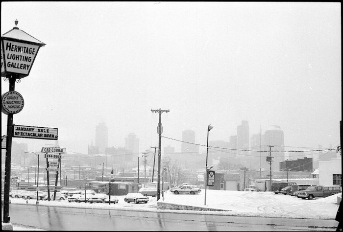 6. When the entire town shuts down for a bit of snow.